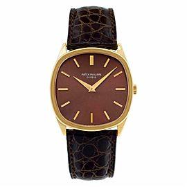 Patek Philippe Ellipse 3844J Gold 33.0mm Watch
