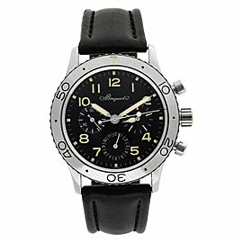 Breguet Type Xx 3800ST/9 Steel 39.0mm Watch