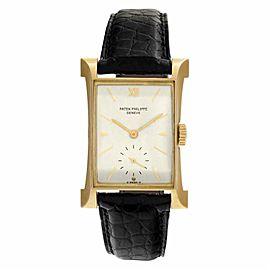 Patek Philippe Pagoda 2441 Gold 30.0mm Watch