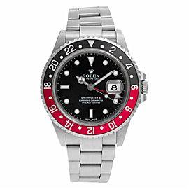 Rolex Gmt Master Ii 16710 Steel 40.0mm Watch
