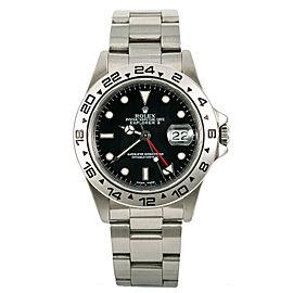 Rolex Explorer Ii 16550 Steel 40mm Watch