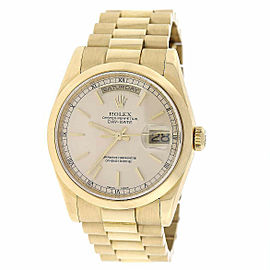 Rolex Day-date 118208 Gold 36mm Watch