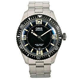 Oris Divers 01733770 Steel 39mm Watch
