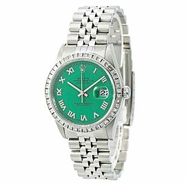 Rolex Datejust 16220 Steel 36.0mm Watch