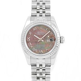 Rolex Datejust 179174 Steel 26mm Womens Watch