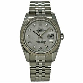 Rolex Datejust 116234 Steel 36.0mm Watch