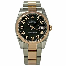 Rolex Datejust 116201 Steel 36.0mm Watch