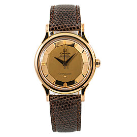 Omega Constellation 2782-279 Gold 35mm Watch