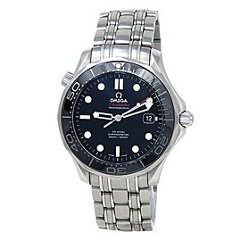 Omega Seamaster Stainless Steel Automatic Men's Watch 212.30.41.20.01.003