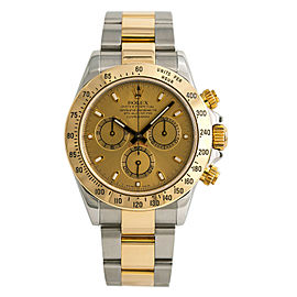 Rolex Daytona 116523 Steel 40mm Watch