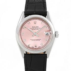 Rolex Datejust 6824 Steel 31mm Women Watch
