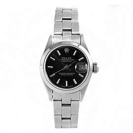 Rolex Date 6916 Steel 26mm Women Watch