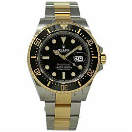 Rolex Sea-dweller 126603 Steel 43.0mm Watch