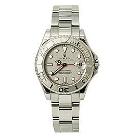 Rolex Yacht-master 168622 Steel 35mm Watch