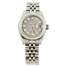 Rolex Datejust 79174 Steel 26mm Womens Watch