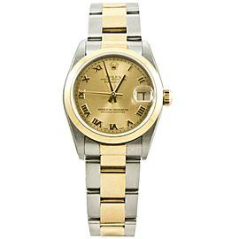 Rolex Datejust 78243 Steel 31mm Womens Watch