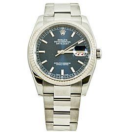Rolex Datejust 16234 Steel 36mm Watch