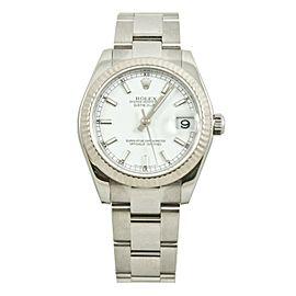 Rolex Datejust 178274 Steel 31mm Womens Watch