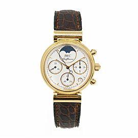 IWC Da Vinci 3736 Gold 29.0mm Womens Watch