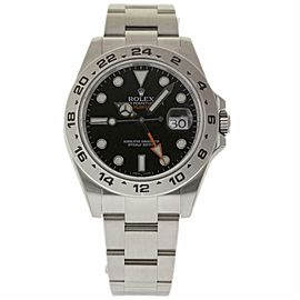 Rolex Explorer Ii 216570 Steel 42.0mm Watch