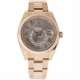 Rolex Sky-dweller 326935 Gold 42.0mm Watch