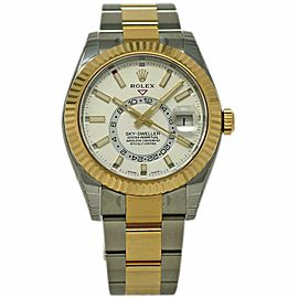 Rolex Sky-dweller 326933 Steel 42.0mm Watch