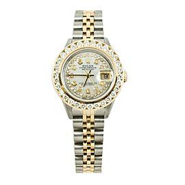 Rolex Datejust 79173 Steel 26mm Womens Watch