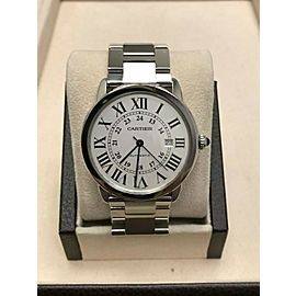 Cartier Ronde Solo XL 3802 W6701011 Stainless Steel