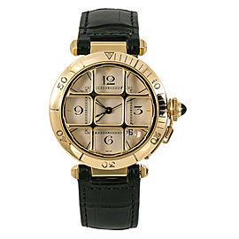 Cartier Pasha UNKNOWN Gold 38mm Watch (Certified Authentic & Warranty)
