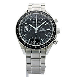 Omega Speedmaster 3520.50 Steel 39.0mm Watch (Certified Authentic & Warranty)