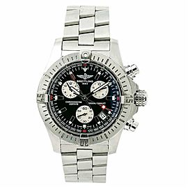 Breitling Avenger A73390 Steel 44.0mm Watch (Certified Authentic & Warranty)