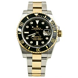 Rolex Submariner 116613 Steel Watch (Certified Authentic & Warranty)