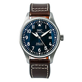 Iwc Pilot IW327004 Steel 40mm Watch (Certified Authentic & Warranty)