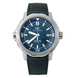 Iwc Aquatimer IW329005 Steel 44mm Watch (Certified Authentic & Warranty)