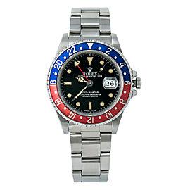 Rolex Gmt Master 16700 Steel 40mm Watch (Certified Authentic & Warranty)
