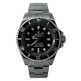 Rolex Sea-dweller 116660 Steel 44mm Watch (Certified Authentic & Warranty)