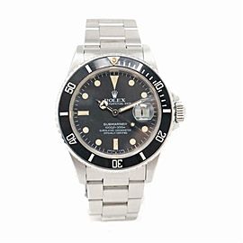 Rolex Submariner 16800 Steel 40.0mm Watch (Certified Authentic & Warranty)