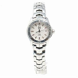 Tag Heuer Link WJ1313-0 Steel Women Watch (Certified Authentic & Warranty)