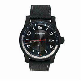 Montblanc Timewalker 113876 Steel Watch (Certified Authentic & Warranty)