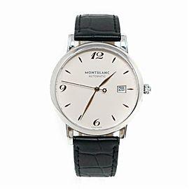 Montblanc Classique 110717 Steel Watch (Certified Authentic & Warranty)