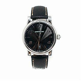 Montblanc Star 107076 Steel Watch (Certified Authentic & Warranty)