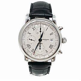 Montblanc Star 107113 Steel Watch (Certified Authentic & Warranty)