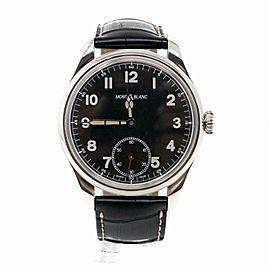 Montblanc 1858 113860 Steel Watch (Certified Authentic & Warranty)