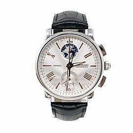 Montblanc 4810 114859 Steel Watch (Certified Authentic & Warranty)