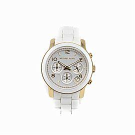 Michael Kors Runway MK5145 Steel Women Watch (Certified Authentic & Warranty)