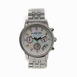 Michael Kors Ritz MK5020 Steel Women Watch (Certified Authentic & Warranty)