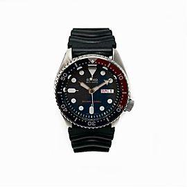 Seiko Divers SKX009K1 Steel Watch (Certified Authentic & Warranty)