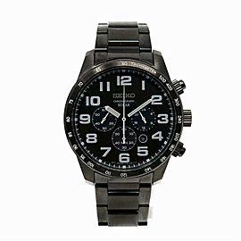 Seiko Sport Solar SSC231 Steel Watch (Certified Authentic & Warranty)