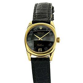 Rolex Cellini 6229 Gold Women Watch (Certified Authentic & Warranty)