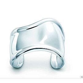 Tiffany & Co. Peretti Bone Cuff Right Arm Size Small